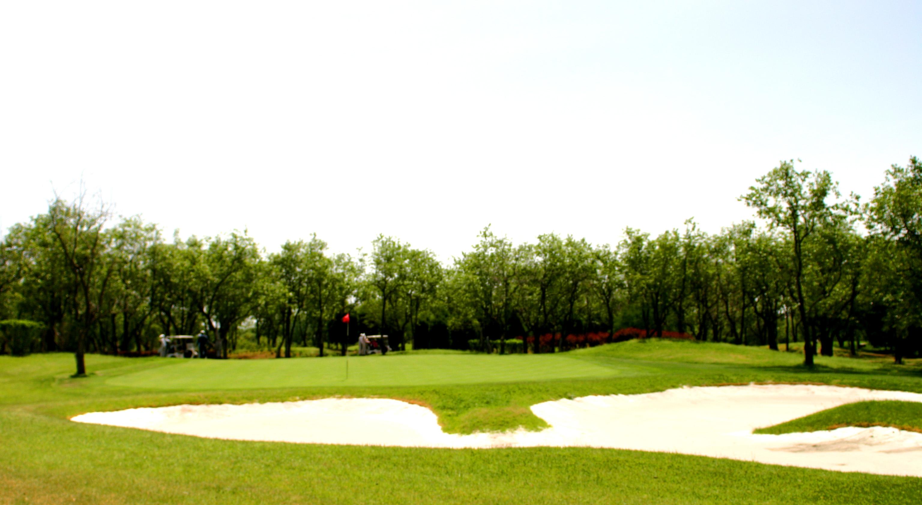北京太伟高尔夫球场